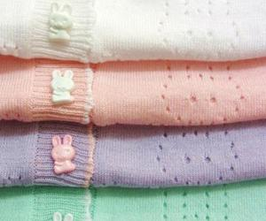 cute, pastel, and sweater image
