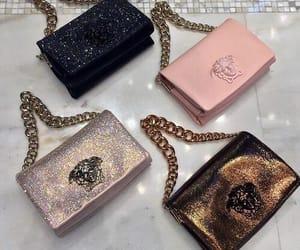 Versace, bag, and luxury image