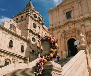 italy, travel, and noto image