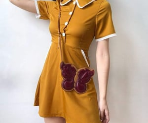 aesthetic, cute dress, and fashion image