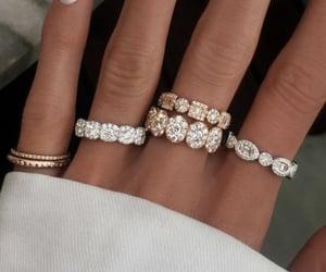 aesthetic, diamonds, and girly image
