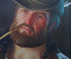rockstar games, rdr, and red dead redemption image