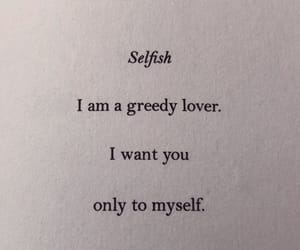mots, quote, and selfish image