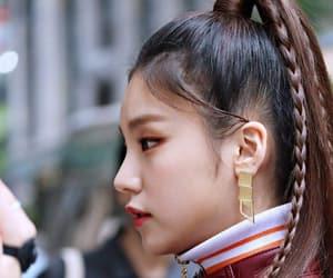 JYP, hwang yeji, and jype image