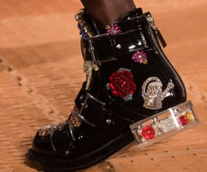 Alexander McQueen, spring, and essential image
