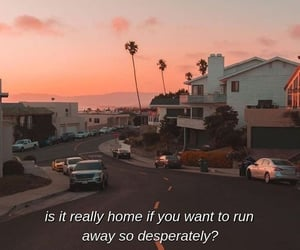 california, distance, and grunge image