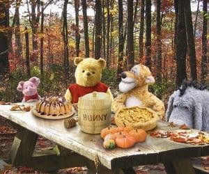 disney, pooh, and winnie pooh image