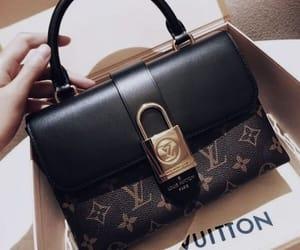 Louis Vuitton, bag, and fashion image