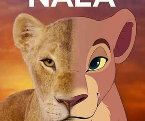 disney, the lion king, and live action image