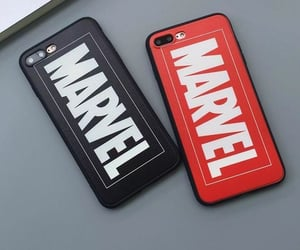 Marvel and phonecase image