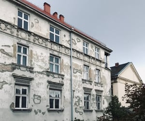 aparment, windows, and house image