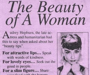 quotes, woman, and audrey hepburn image