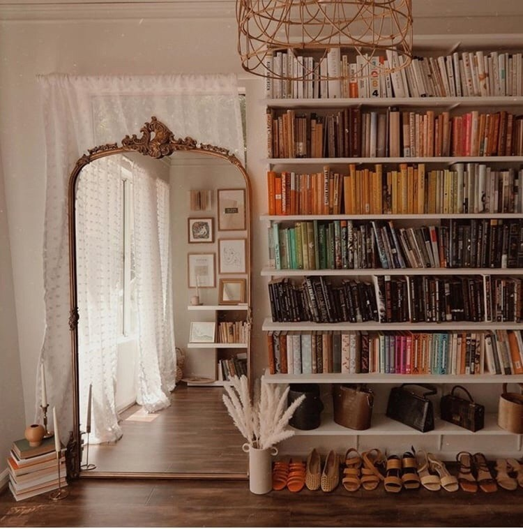 book, mirror, and aesthetic image