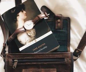 book, jane austen, and sense and sensibility image