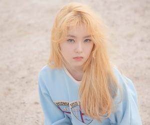 girl, pretty, and korean image
