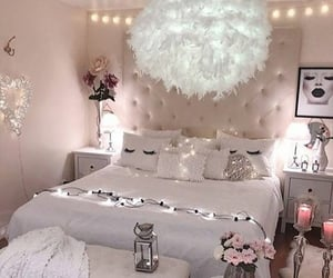 decoration, bedroom, and decor image