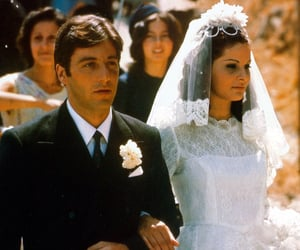 The Godfather and wedding image
