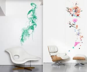 wall decals, wall stickers, and wall graphics image