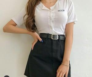kfashion, korean, and korean fashion image