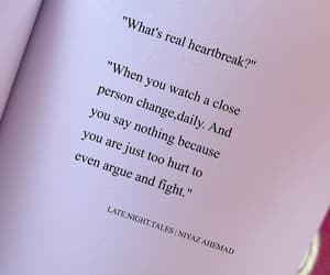 heartbreak, life, and quote image