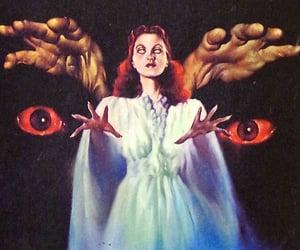 art, vampire, and goth image