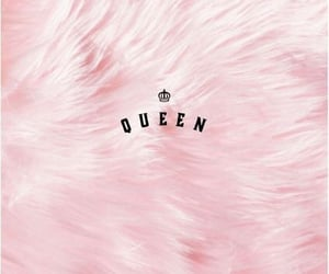 furry, pink, and Queen image