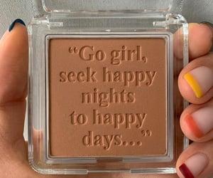 blush, make up, and nails image