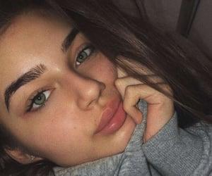 aesthetic, beautiful girl, and beauty image