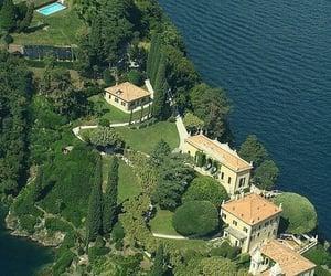 Dream, lago di como, and garden image