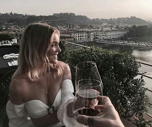 drink, travel, and fashion image