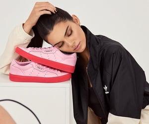 adidas, jacket, and black image