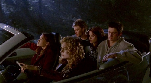 article, one tree hill, and peyton sawyer image