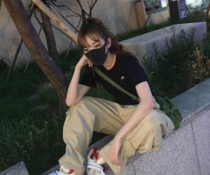 aesthetic, korea, and slim image