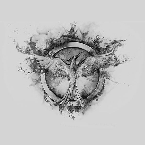 article, the hunger games, and alliance image