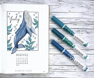 july and bujo image