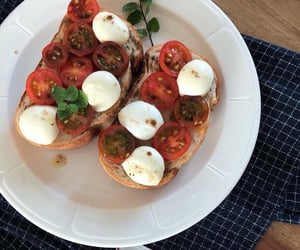 food, aesthetic, and tomato image