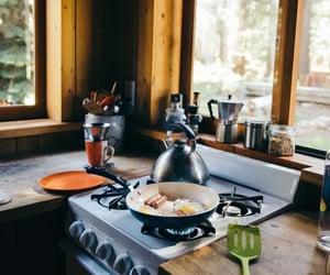breakfast, woods, and brekkie image