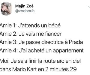 drole, jeux video, and mario image
