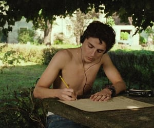 film, timothee chalamet, and handsome image
