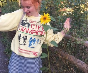 artsy, grunge, and dress image