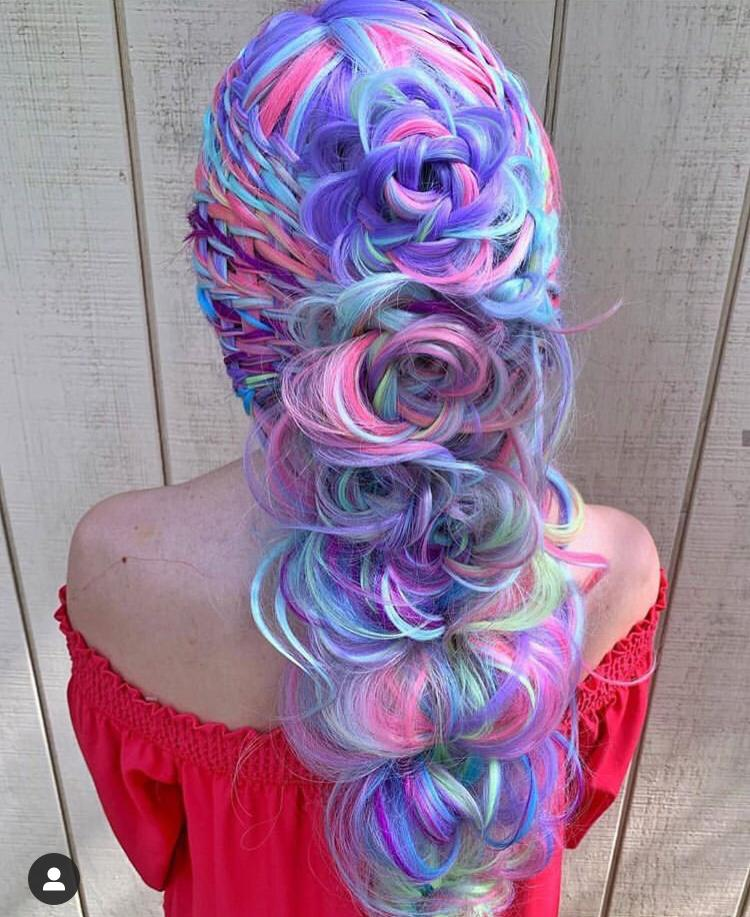 You Haven\'t Seen These Pastel Hair Colors Ideas On Buzzfeed