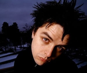 90's, billie joe armstrong, and black image