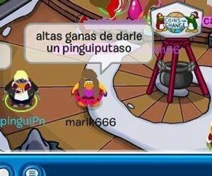 club penguin and club penguin meme image