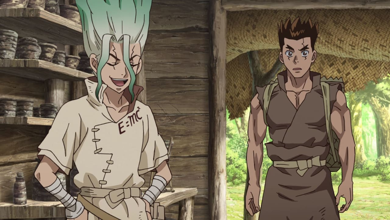 Dr  STONE - ForJoyTV Anime 2019 on We Heart It