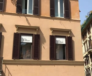 dior, fashion, and italy image