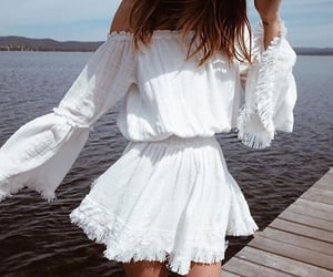 summer, dress, and style image