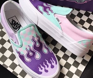 shoes, sneakers, and vans image
