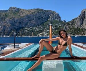 bikini, celeb, and celebrity image