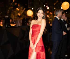model, red carpet, and sara sampaio image