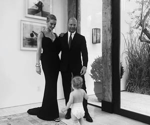 family, outfit, and couple image